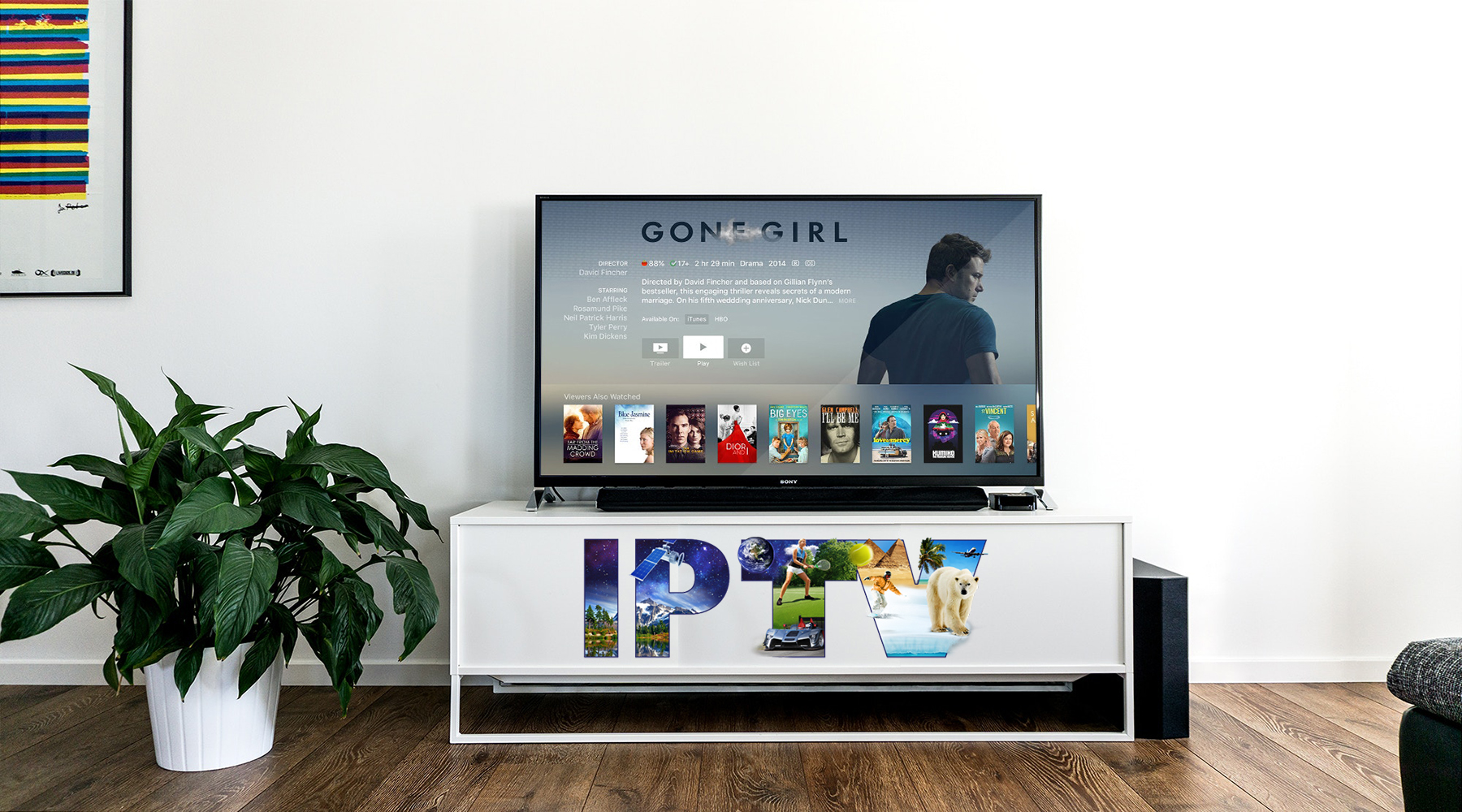 Pix TV: Premium IPTV Available on Roku and Android